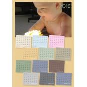 Одностраничный календарь