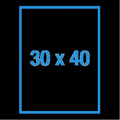 30 х 40 см