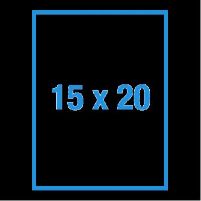 15 х 20 см