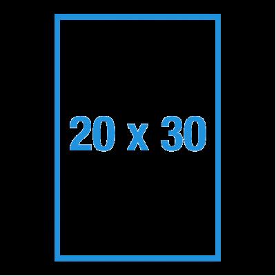 20 х 30 см